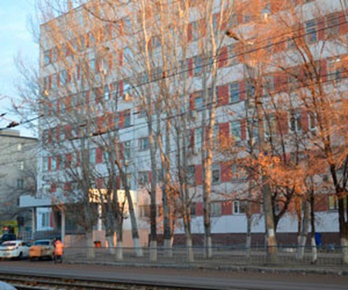 От поликлиника до волгоградский областной клинический онкологический диспансер 1 поликлиника = 217 метров